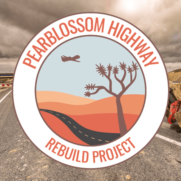 Pearblossom Highway Rebuild