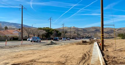 Rancho Vista Blvd Widening Gap Closure Project