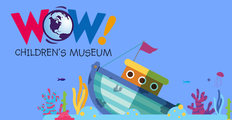 Wow Childrens Museum Logo