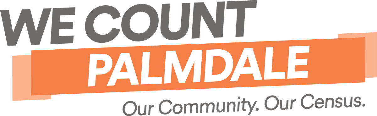 Census Palmdale Counts