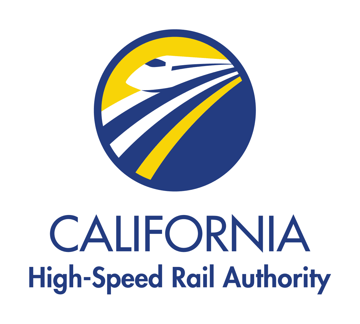 California High Speed Rail Logo