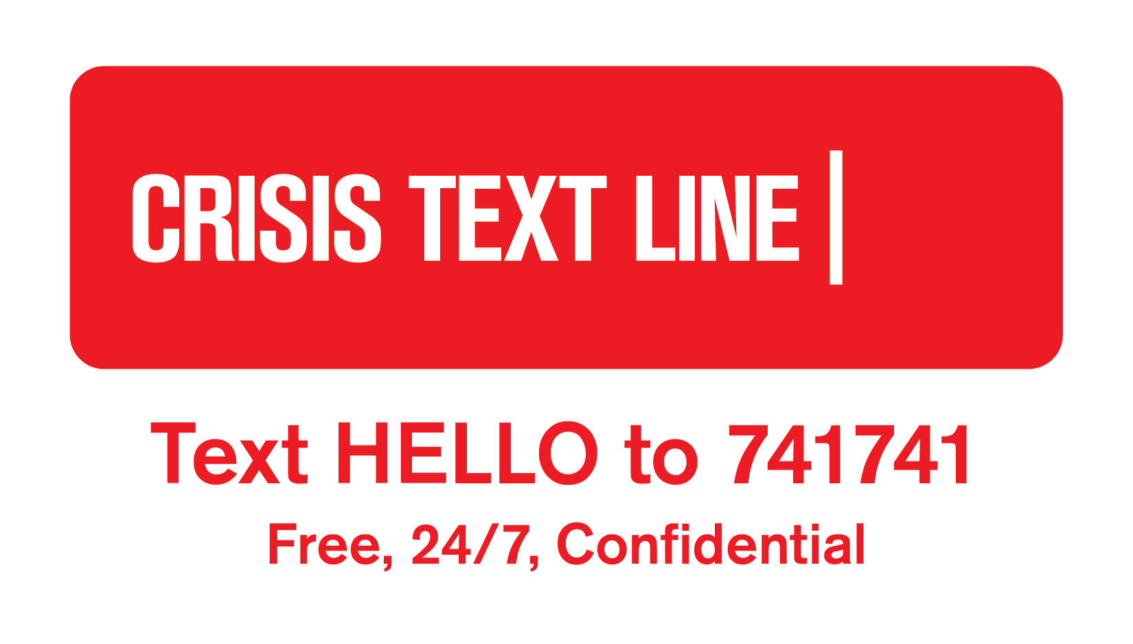 crisis hotline national suicide prevention logo